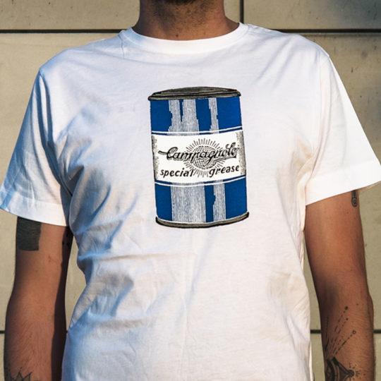 Campagnolo grease tshirt