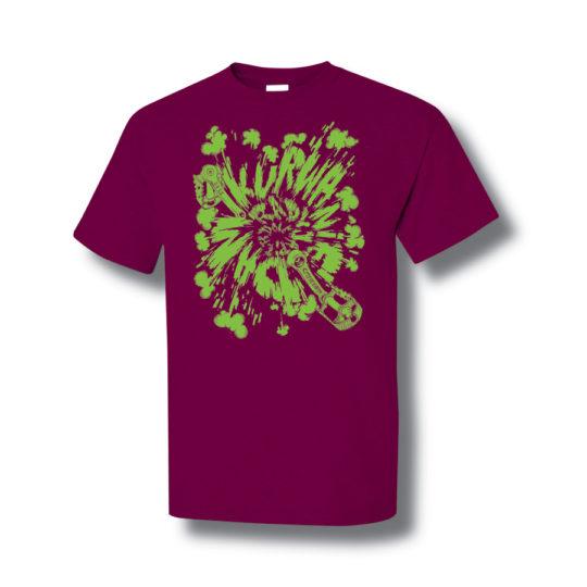 koszulka //TIMBOMB KURWANIEDAMRADYJAPIERDOLĘ 2013