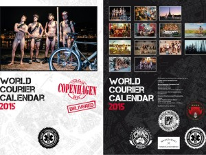 World Courier Calendar 2015
