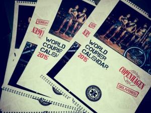 JUŻ JEST! World Courier Calendar 2015!