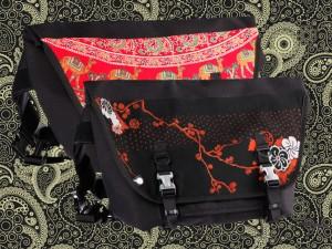 Dwie nowe torby //TIMEBOMB: KYOTO i MUMBAI